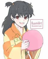 Rin by KuumiArt