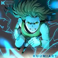 Commission - Lightning Honing Nimaji