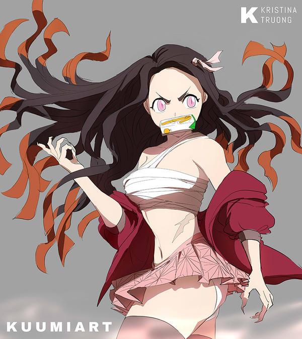 Schoolgirl Nezuko