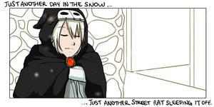 PPal: Comic - Winter Escape #1 by kishi-san