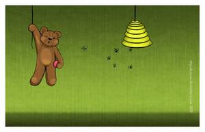 Bear wallpaper by Enjoydotcom