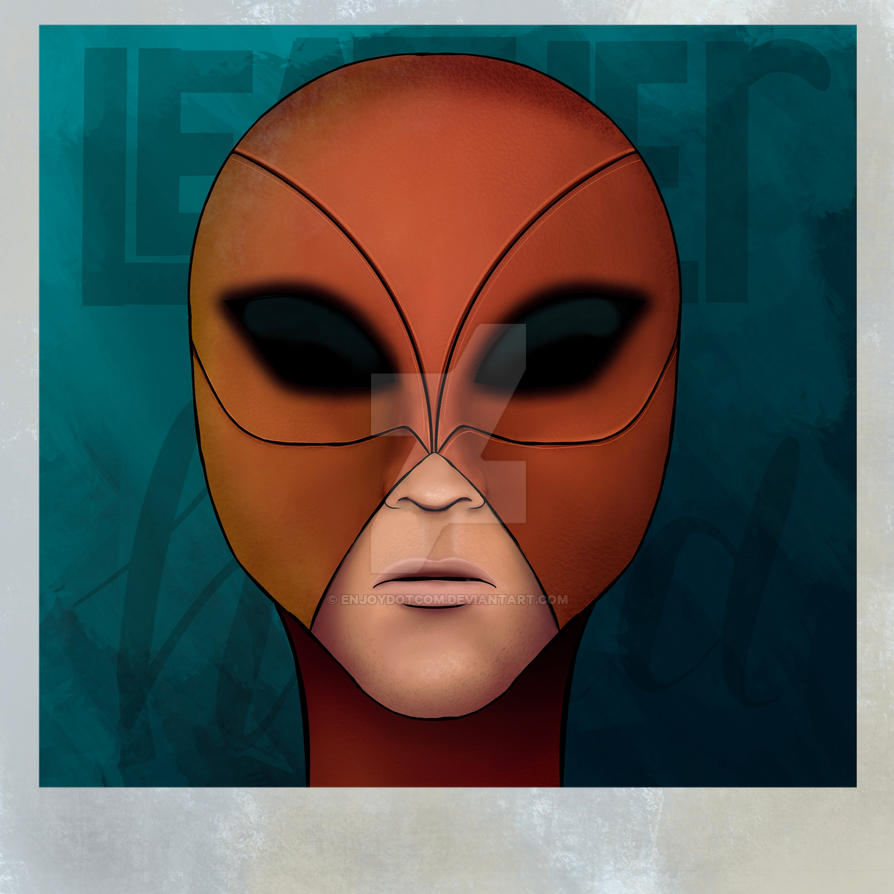 Procreations superhero by Enjoydotcom