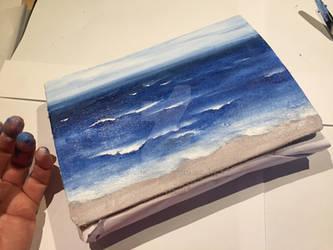 Art journal cover