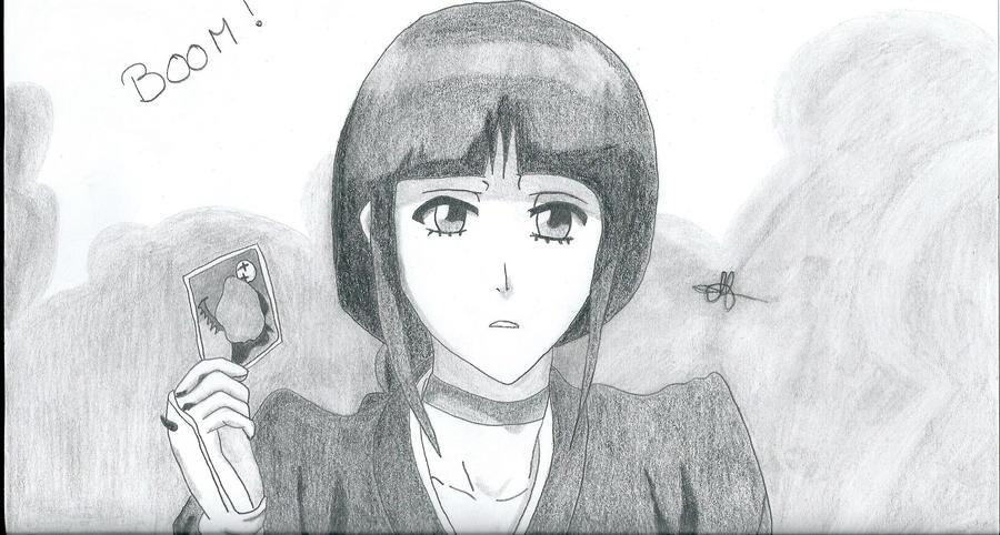 Bleach:Nemu Kurotsuchi by Grimmichou