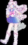 Sailor Moon - Prototype Moon render (png)
