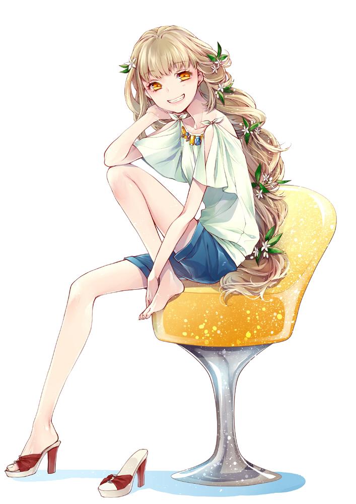 Anime - Random Anime Girl render (png) by orihimeyuuka