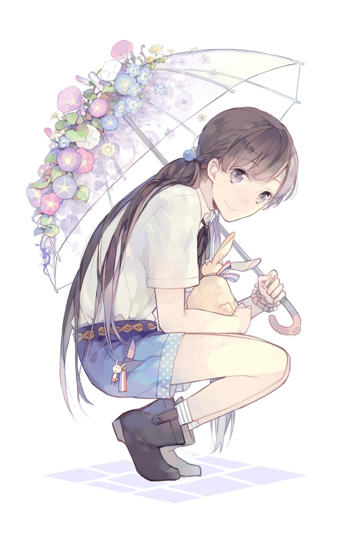 Anime - Random Anime Girl 2 render (png) by orihimeyuuka ...