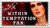 Within Temptation stamp by purgatori