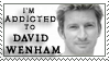 David Wenham stamp by purgatori