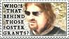 Sean Bean stamp for Shockwave