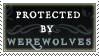 Protected by Werewolves stamp by purgatori