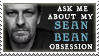 Sean Bean obsession stamp by purgatori
