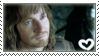 Faramir love stamp by purgatori