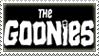 Goonies stamp by purgatori