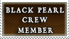 Black Pearl Crew stamp