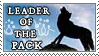 Leader of the Pack stamp