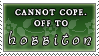 Off to Hobbiton stamp by purgatori