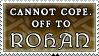 Off to Rohan stamp by purgatori