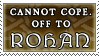 Off to Rohan stamp by purgatori
