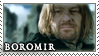 Boromir stamp by purgatori