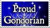 Gondorian stamp by purgatori