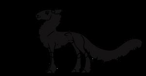 Starless Night   Stag   HARPG Saddle