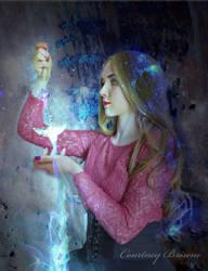 Lady Universe by KourtDrawz