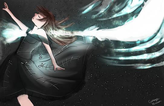 Soul Leaving the body (Vent art)