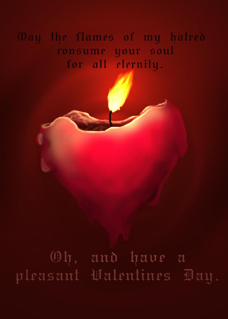 anti valentines day card by atakino zane on deviantart