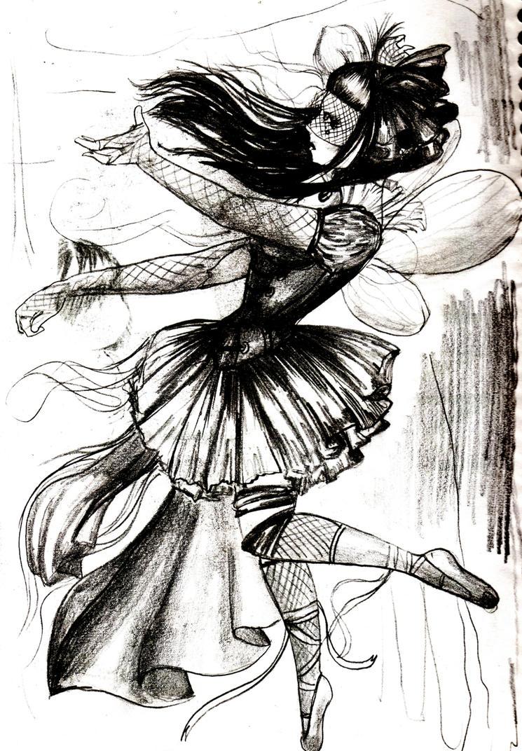 dark fairy by kett-L on DeviantArt