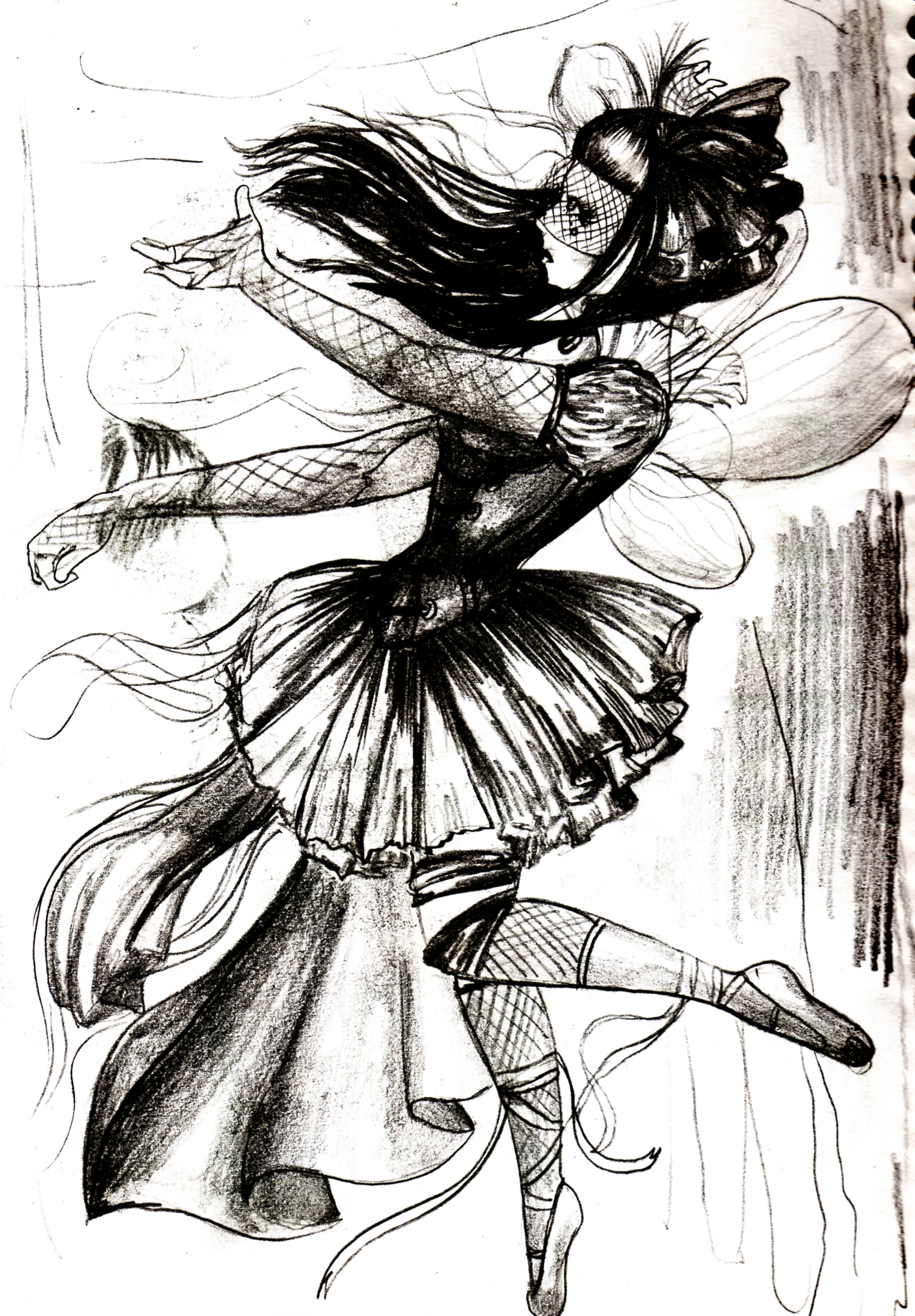 It's just a graphic of Amazing Fairy Drawing Tumblr