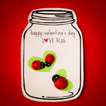 Love Bugs - Heart 15