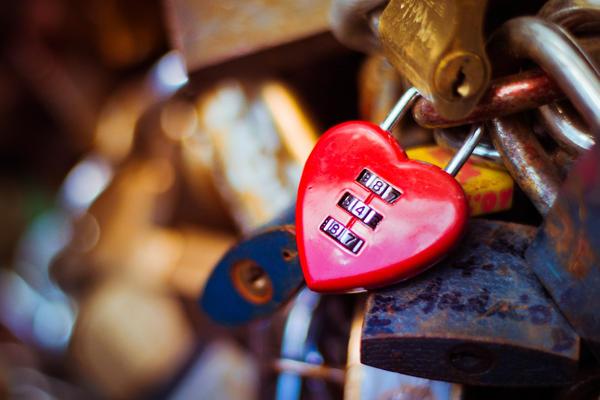 Locked in Love - Heart 33 by DorottyaS