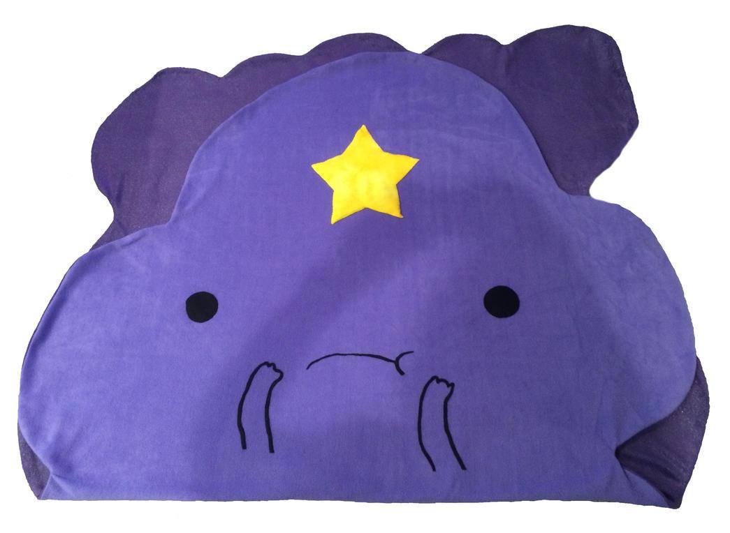 Adventure Time - Lumpy Space Princess Blanket by bassoonhero