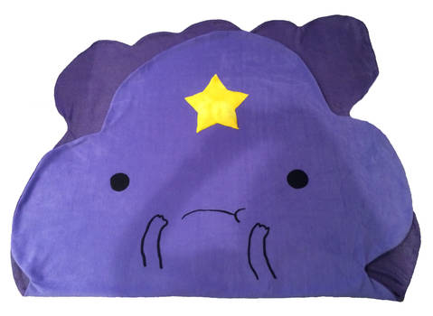 Adventure Time - Lumpy Space Princess Blanket
