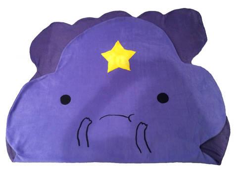 Adventure Time - Lumpy Space Princess Blanket