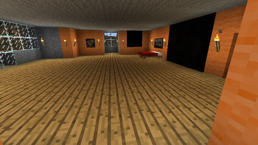 Minecraft Mansion Bedroom By Coachlovesfootball ...