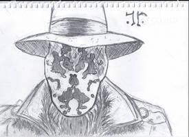 Rorschach by 69ingChipmunkzz