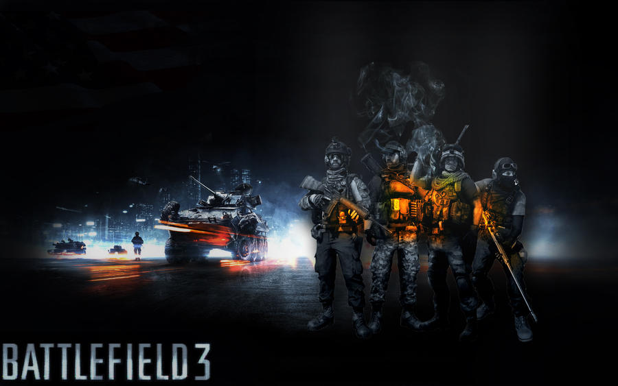 Battlefield 3 1920X1200 Wallpapers
