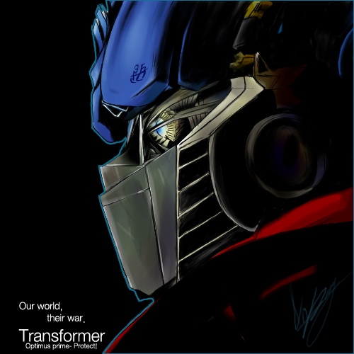 Optimus by Phantom417