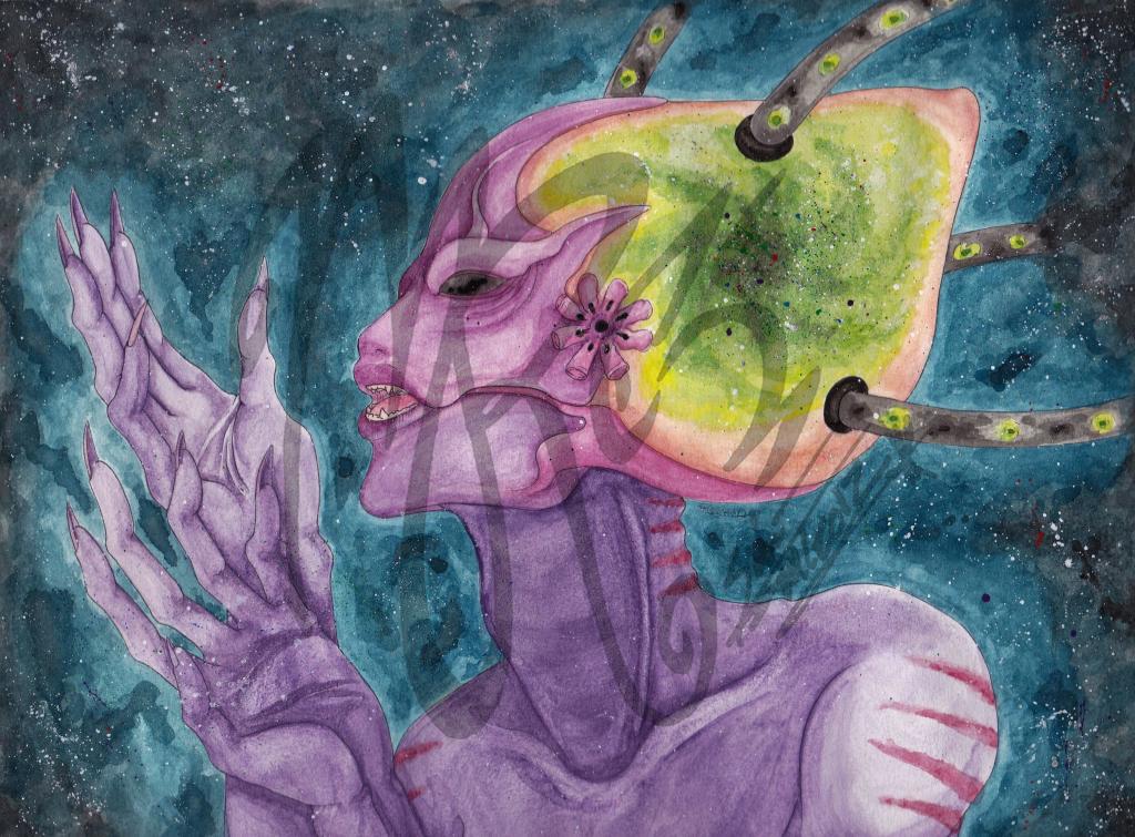 Galactic Conqueror by Modified-Rabbit