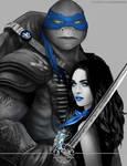TMNT: Blue