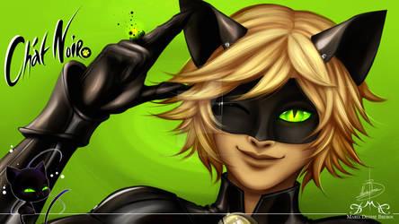Fanart: Chat Noir