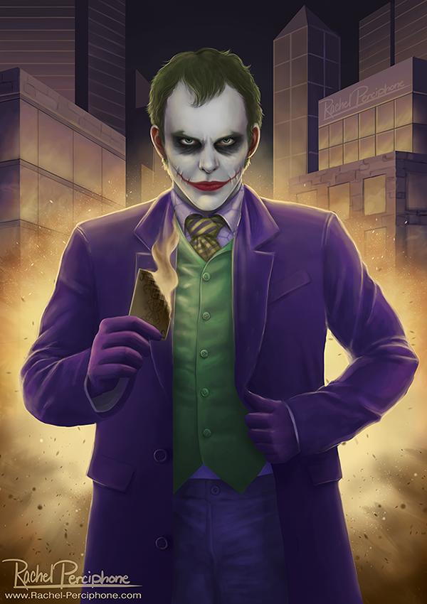 My Joker by Rai-Kay