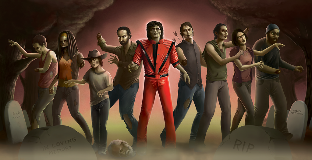 The Last Thriller by Rai-Kay
