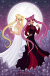 Queen Serenity / Black Lady