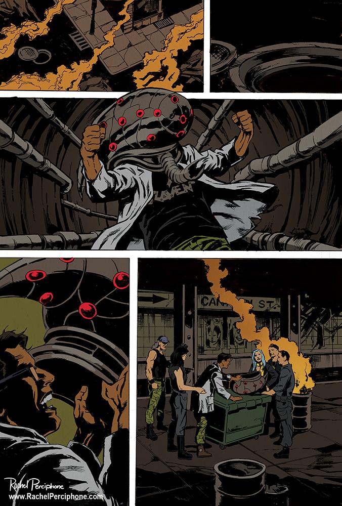 Phantom Flight - Colors Page 3 by Rachel-Perciphone