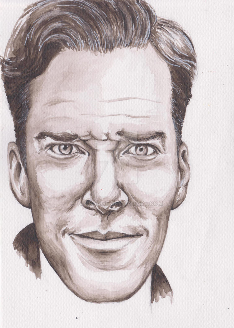 Mr. Cumberbatch by AluStaire