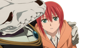 Elias and Chise Render