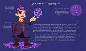 Winzie Character Sheet